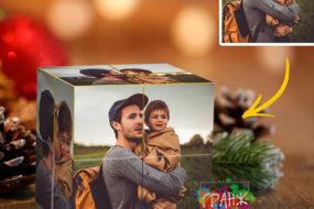 Фотокубик трансформер, купить в подарок Самара